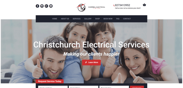 web design Christchurch